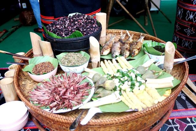 Món ăn của đồng bào Pako ở Quảng Trị