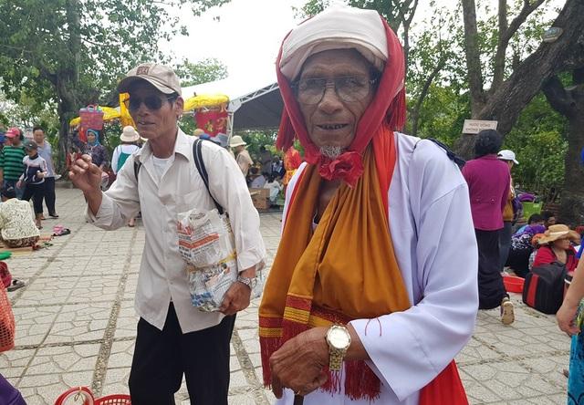 Vẻ đẹp đồng bào Chăm qua lễ hội bên cửa sông Cái Nha Trang - 5