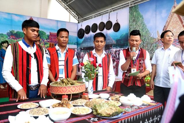 Món ăn của đồng bào Chăm ở tỉnh Bình Thuận