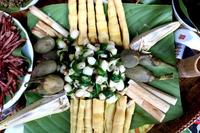 Thưởng thức ẩm thực của đồng bào các dân tộc ở miền Trung - 8