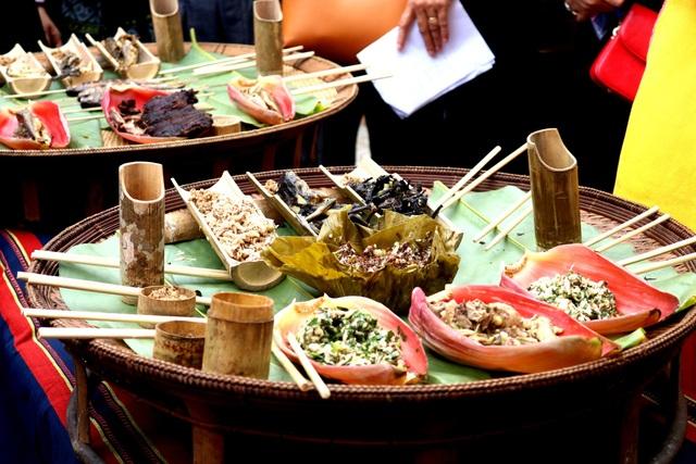 Thưởng thức ẩm thực của đồng bào các dân tộc ở miền Trung - 7