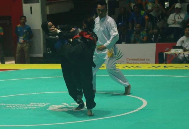 Kết quả thi đấu Asiad 2018 ngày 26/8: Pencak Silat thăng hoa, Tú Chinh bị loại - 8