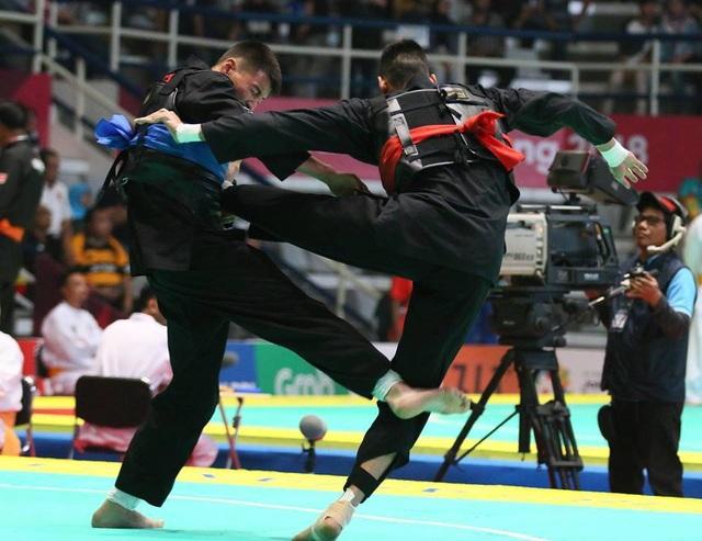 Trần Đình Nam giành quyền vào chơi trận tranh HCV hạng cân dưới 75 kg