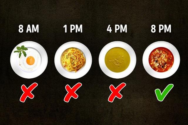 8 sai lầm thường mắc phải trong quá trình giảm cân - 3