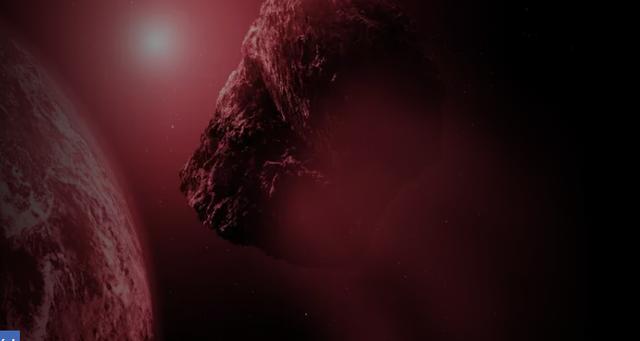 Sự thật về tiểu hành tinh có khả năng va vào Trái Đất - 1