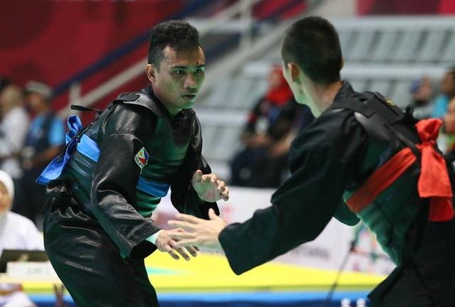 Ngọc Toàn sẽ đấu với võ sỹ Indonesia ở trận chung kết ngày mai