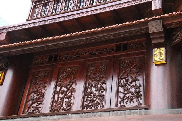 Ngôi nhà gỗ 5 tầng 30 tỷ độc nhất vô nhị Việt Nam của lão gia Hà Tĩnh - 7