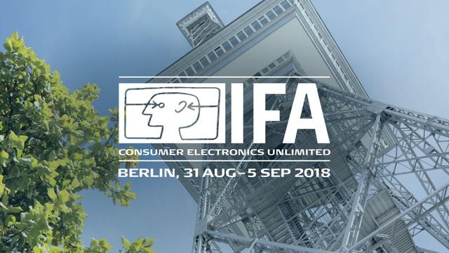 Các hãng công nghệ lớn mang gì tới triển lãm IFA 2018? - 1