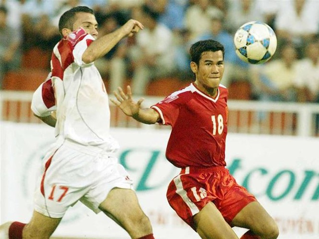 U23 Việt Nam gặp U23 Syria năm 2005, ảnh: TPO