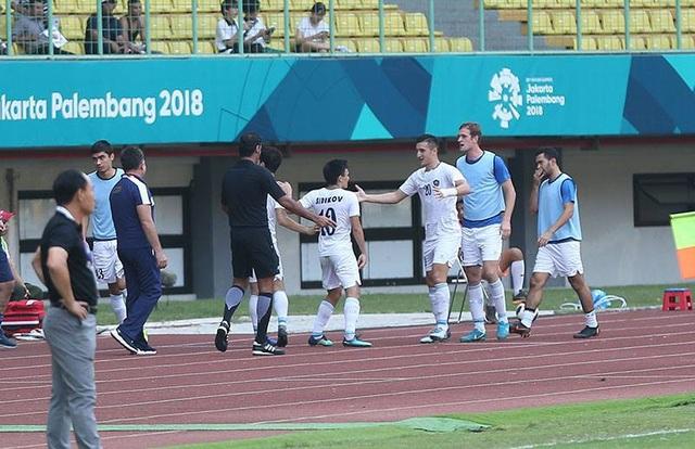 Olympic Hàn Quốc 4-3 Olympic Uzbekistan: Vỡ òa phút 117 - 8