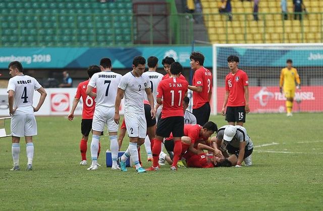 Olympic Hàn Quốc 4-3 Olympic Uzbekistan: Vỡ òa phút 117 - 11