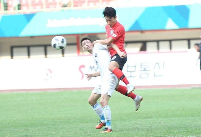 Olympic Hàn Quốc 4-3 Olympic Uzbekistan: Vỡ òa phút 117 - 13