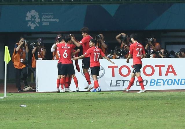 Olympic Hàn Quốc 4-3 Olympic Uzbekistan: Vỡ òa phút 117 - 3