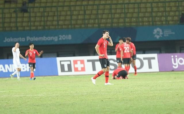 Olympic Hàn Quốc 4-3 Olympic Uzbekistan: Vỡ òa phút 117 - 5