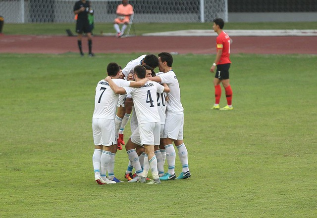 Olympic Hàn Quốc 4-3 Olympic Uzbekistan: Vỡ òa phút 117 - 7