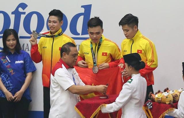 Kết quả thi đấu Asiad 2018 ngày 27/8: HCV thứ 2 cho Việt Nam - 12