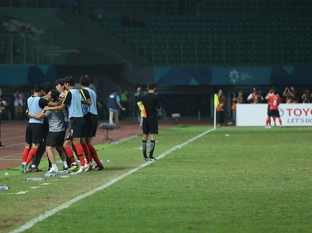 Olympic Hàn Quốc 4-3 Olympic Uzbekistan: Vỡ òa phút 117 - 4