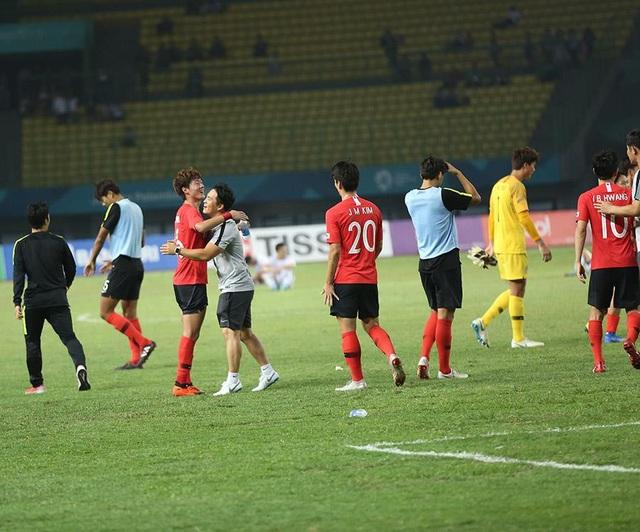 Olympic Hàn Quốc 4-3 Olympic Uzbekistan: Vỡ òa phút 117 - 2