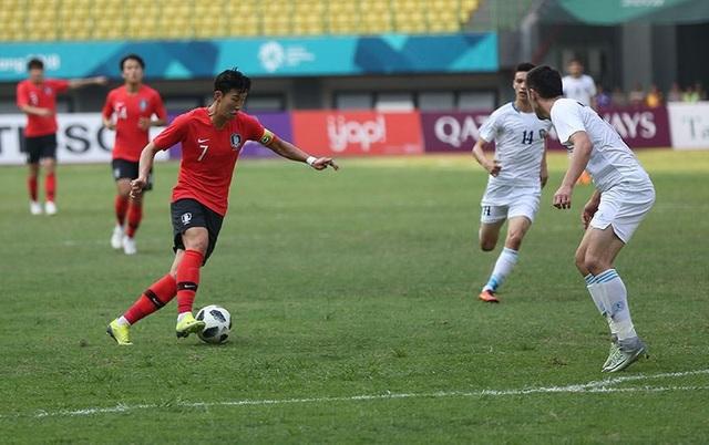 Olympic Hàn Quốc 4-3 Olympic Uzbekistan: Vỡ òa phút 117 - 10