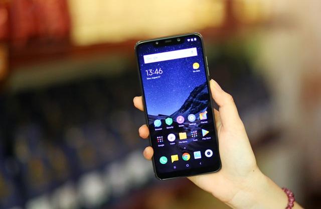 """Xiaomi tung Pocophone cấu hình như """"siêu phẩm"""", giá dưới 9 triệu đồng - 3"""