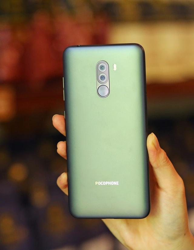 """Xiaomi tung Pocophone cấu hình như """"siêu phẩm"""", giá dưới 9 triệu đồng - 5"""