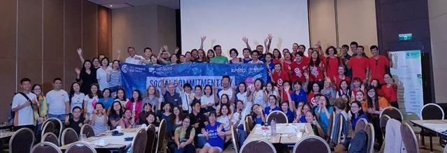 Sự kiện Social Commit Day 2018 diễn ra tại Vũng Tàu