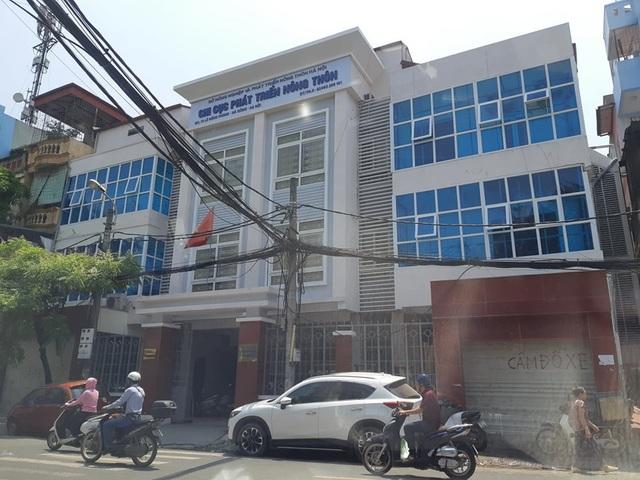 Chi cục Phát triển nông thôn Hà Nội đang nảy sinh nhiều ồn ào.