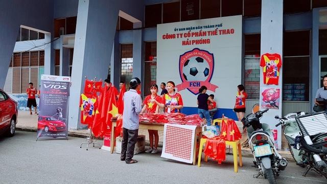 Hải Phòng sẵn sàng cho trận đấu giữa Olympic Việt Nam và Syria - 7