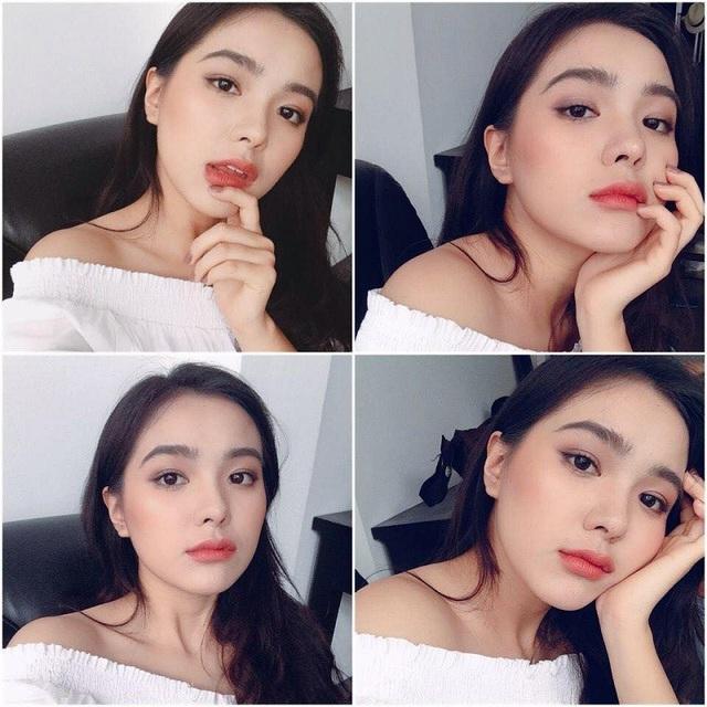 Không ít người tinh ý nhận ra Thiên Trang sở hữu những nét đẹp giống với con gái Thái Lan, chính vì vậy nữ sinh lớp 12 trường Trần Phú càng được nhiều người thêm yêu mến.