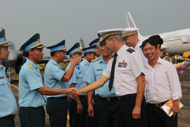Lực lượng Không quân Pháp và Việt Nam