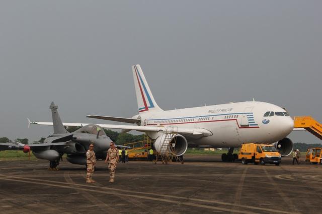 Cận cảnh dàn chiến đấu cơ của Không quân Pháp tại Nội Bài - 4