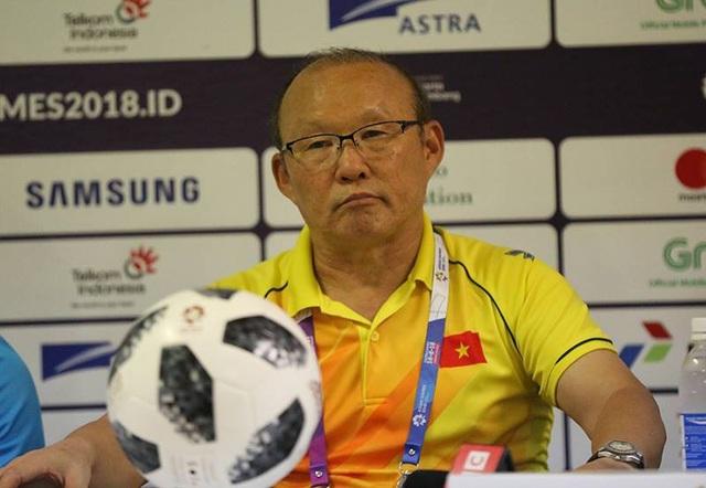 HLV Park Hang Seo tự hào về các học trò sau trận thắng Syria