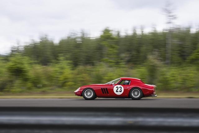 Dù đã trải qua nhiều cuộc đua, chiếc xe vẫn hoạt động tốt cho đến nay.