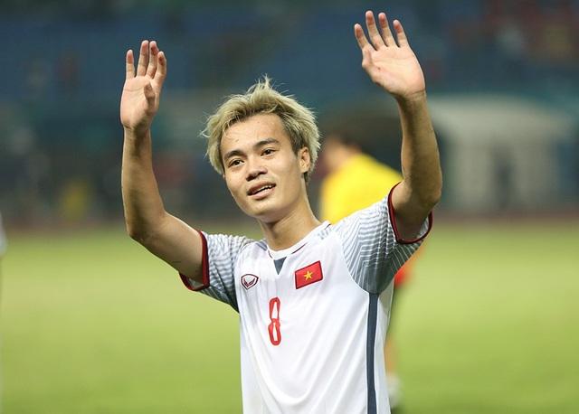 Văn Toàn là người hùng của tuyển Olympic Việt Nam ở trận tứ kết gặp Syria