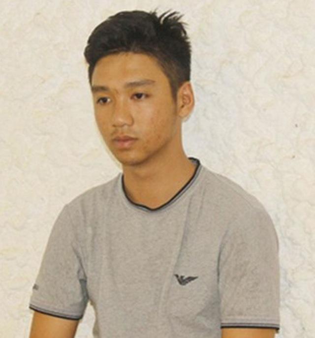 Lê Sỹ Quốc Thái Anh tại cơ quan điều tra