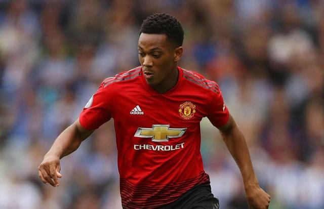 MU không bán Martial, mặc kệ yêu cầu của Mourinho