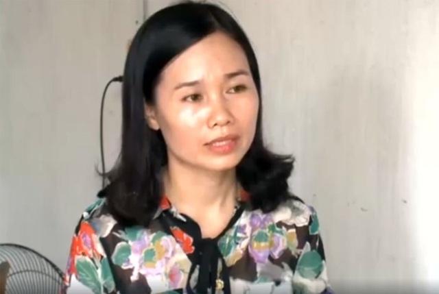 Bà Dương Thị Hải Lan hiện đang ngồi trên đống lửa do áp lực trả nợ từ cơ sở giết mổ tập trung được đầu tư lên đến hàng tỷ đồng.