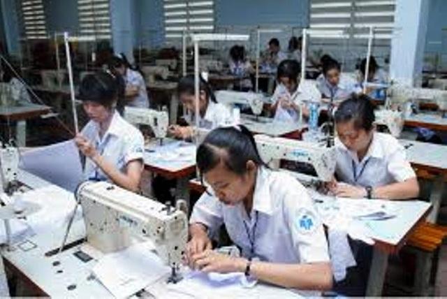 Lao động Việt Nam tại Hàn Quốc. Nguồn: internet