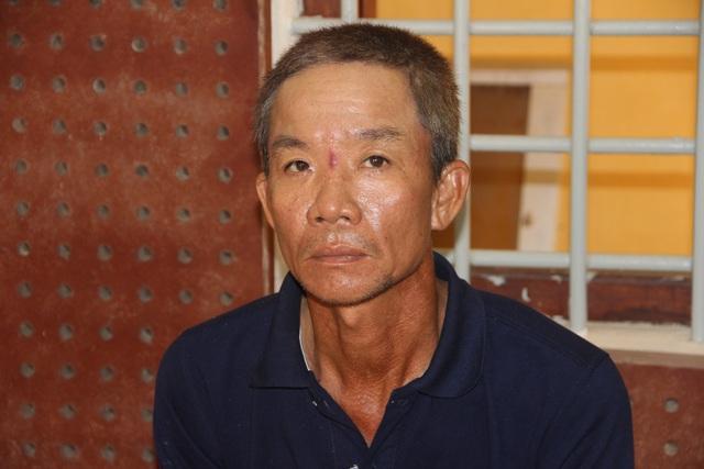 Đối tượng Phạm Văn Vương