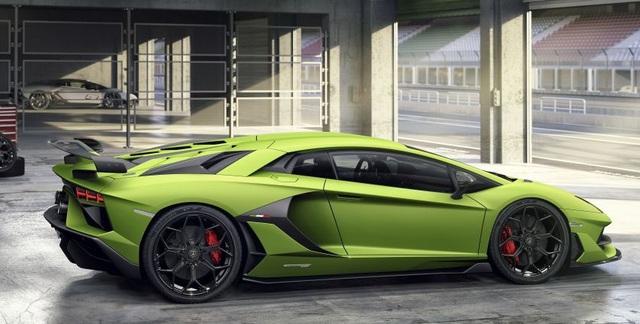 Lamborghini Aventador LP 770-4 SVJ - Mở màn bằng kỷ lục tốc độ - 3