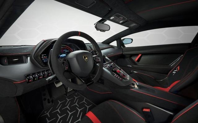 Lamborghini Aventador LP 770-4 SVJ - Mở màn bằng kỷ lục tốc độ - 5