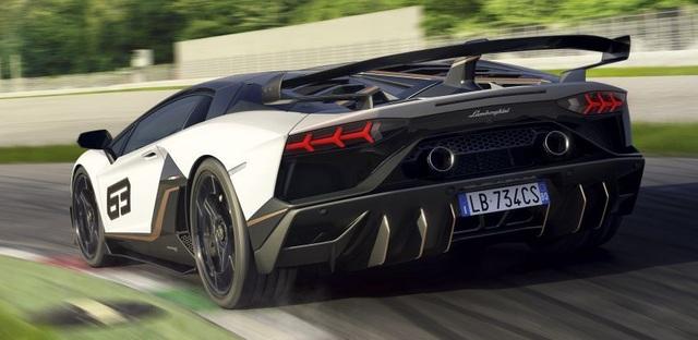 Lamborghini Aventador LP 770-4 SVJ - Mở màn bằng kỷ lục tốc độ - 9