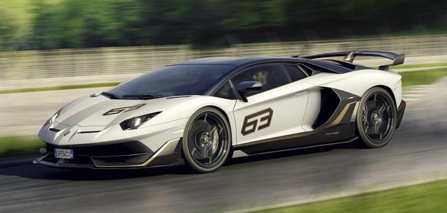 Lamborghini Aventador LP 770-4 SVJ - Mở màn bằng kỷ lục tốc độ - 7