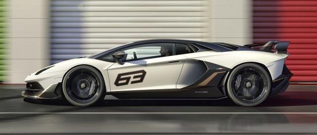 Lamborghini Aventador LP 770-4 SVJ - Mở màn bằng kỷ lục tốc độ - 8