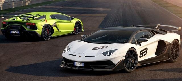 Lamborghini Aventador LP 770-4 SVJ - Mở màn bằng kỷ lục tốc độ - 10