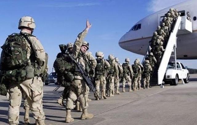 Mỹ được cho là đã ra 3 điều kiện để rút lực lượng quân sự khỏi Syria. (Ảnh minh họa: YTNews)