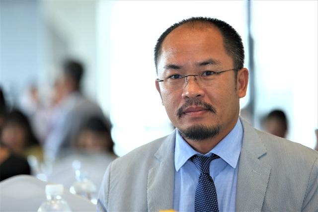 Ông Nguyễn Trường Sơn – Giám đốc phát triển kinh doanh của công ty Crystal Bay.