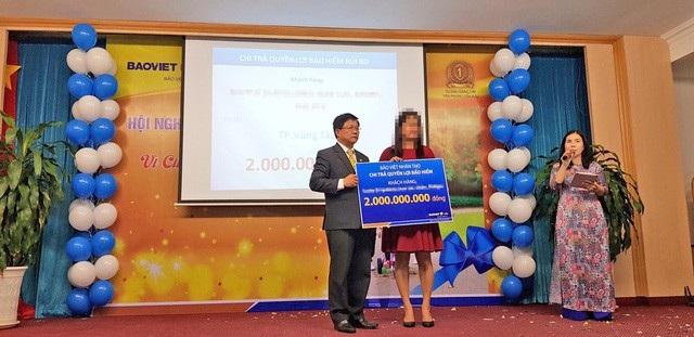 Bảo Việt Nhân thọ chi trả bảo hiểm nhân thọ cho người nước ngoài lớn nhất từ trước đến nay - 1