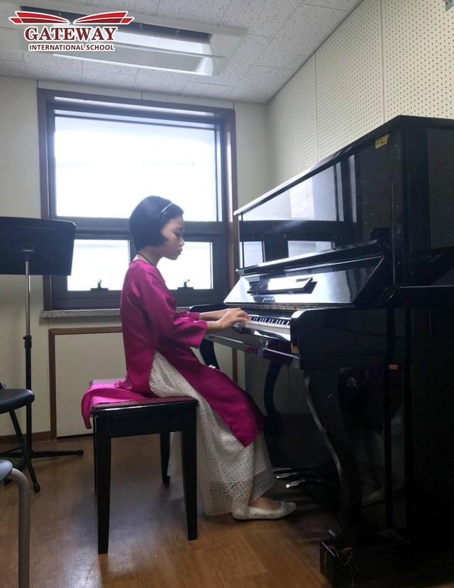 Nữ sinh Việt giành giải thưởng cao trong cuộc thi âm nhạc châu Á - 2