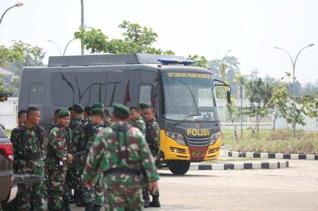 An ninh thắt chặt trước trận Olympic Việt Nam - Olympic Hàn Quốc - 3